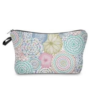 trousse maquillage mandala, shineboutique