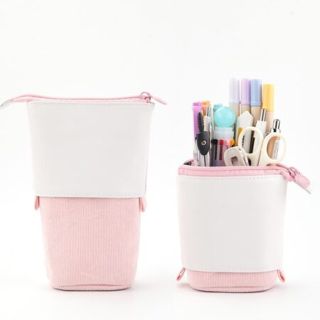 trousse pop up rose