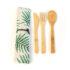 Couverts en Bambou Tropical