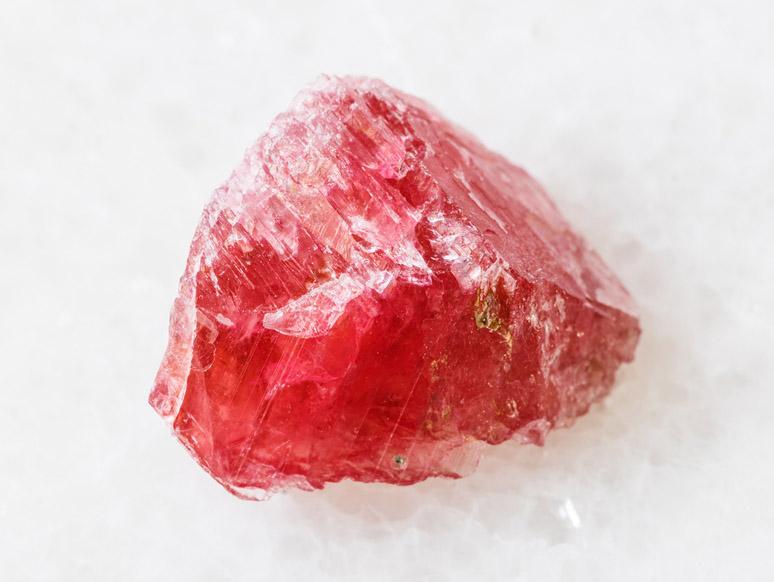 pierre naturelle rhodonite